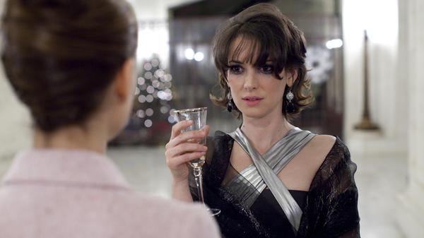 Winona Ryder in the 2010 thriller <em>Black Swan</em>