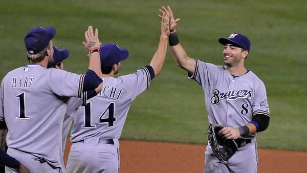 Ryan Braun, the former league MVP who has been suspended for the remainder of the 2013 season, issued an apology for his actions Thursday.