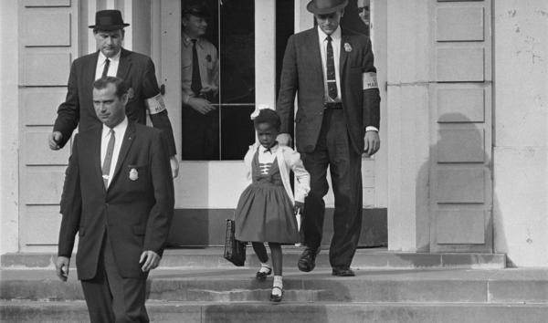One of the must-read books about the civil rights movement is <em>The Story of Ruby Bridges</em>, about one of the first black children to integrate a New Orleans school in 1960.