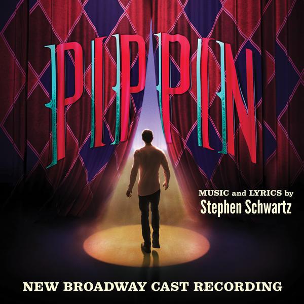The new cast recording of <em>Pippin.</em>