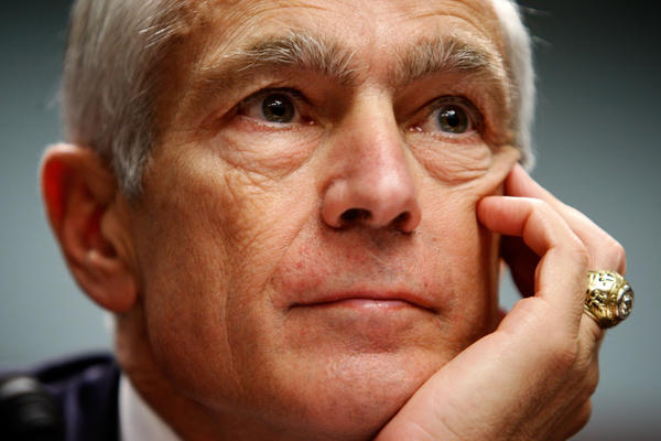 Former NATO Supreme Allied Commander in Europe, Army Gen. Wesley Clark (Ret.) in 2009.