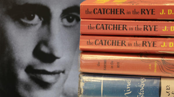 "J.D. Salinger was overwhelmed by fame, and after <em>Catcher in the Rye</em> was published, he made like Holden Caulfield and ""beat a fast exit out of New York City,"" says the co-author of a new Salinger biography."