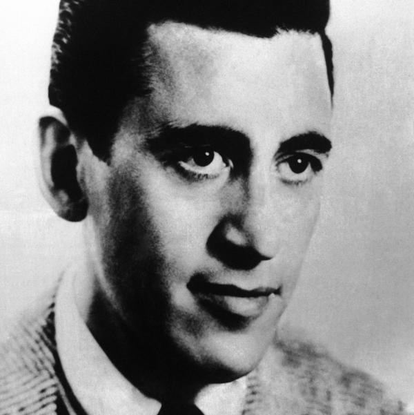 J.D. Salinger in September 1961.