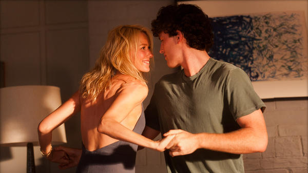 """Naomi Watts and James Frecheville are the other two participants in <em>Adore's </em>love quadrangle, about which we really resisted the urge to write captions involving the words """"Lambada"""" and """"the Forbidden Dance."""""""