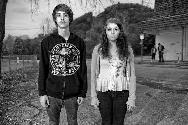 Justin and Victoria.