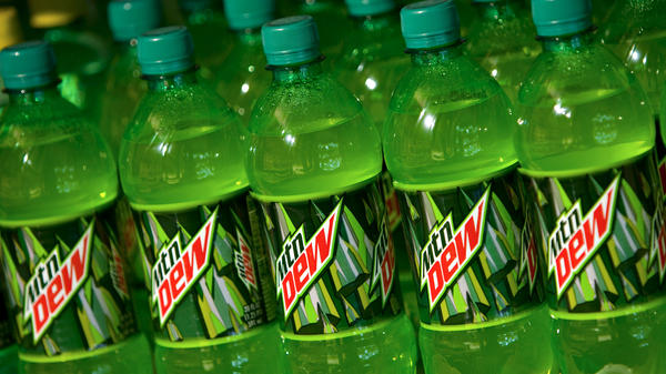 """Appalachia has a distinct culture of sipping soda constantly throughout the day. """"Here in West Virginia, you see people carrying around bottles of Mountain Dew all the time — even at a public health conference,"""" says public health researcher Dana Singer."""