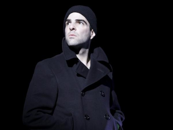 Zachary Quinto starred in an Off Broadway production of <em>Angels in America</em> in 2010; in <em>Menagerie,</em> he makes his Broadway debut as Tom, Laura's brother and a character based on the playwright himself.