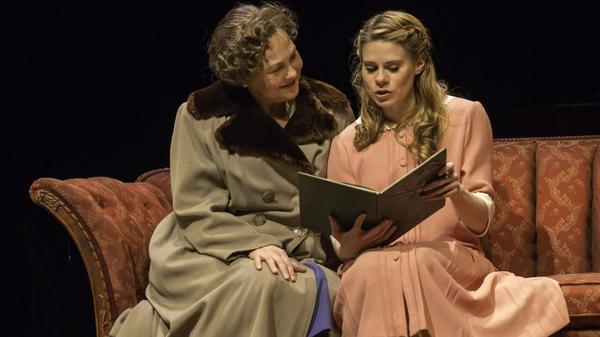 In a Broadway transfer of the American Repertory Theatre's acclaimed production of <em>The Glass Menagerie,</em> Cherry Jones plays Amanda, mother to the very troubled Laura (Celia Keenan-Bolger). The play cemented Tennessee Williams' reputation as an American original when it premiered in 1945.