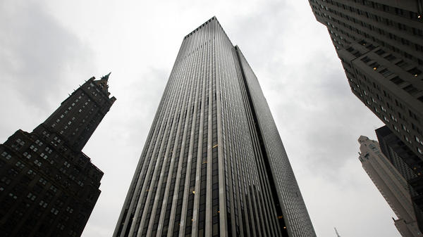 In May, a large piece of the General Motors Building in Manhattan was purchased by a Chinese real estate developer.