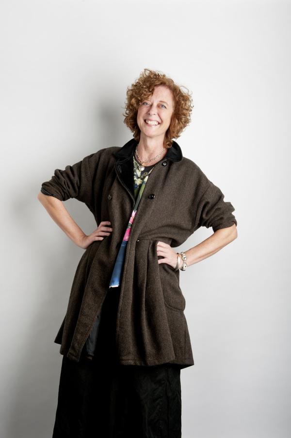 Elaine Ducharme (A.K.A. Susan Sarandon) (Photo by Webb Chappell, courtesy of The Boston Globe Magazine)