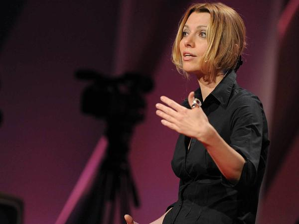"""If you're a woman writer from the Muslim world, like me, then you are expected to write the stories of Muslim women — and preferably, the unhappy stories of unhappy Muslim women"" — Elif Shafak"