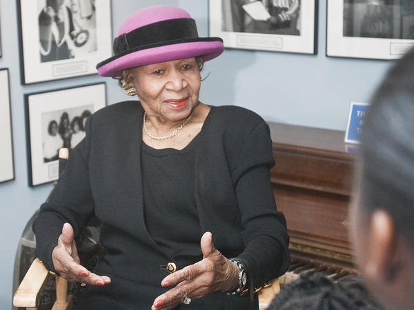 "Powell mentored Motown artists like Smokey Robinson, Marvin Gaye and the Supremes. ""Ladies dance with their feet, not their buttocks,"" she'd tell the girl groups."