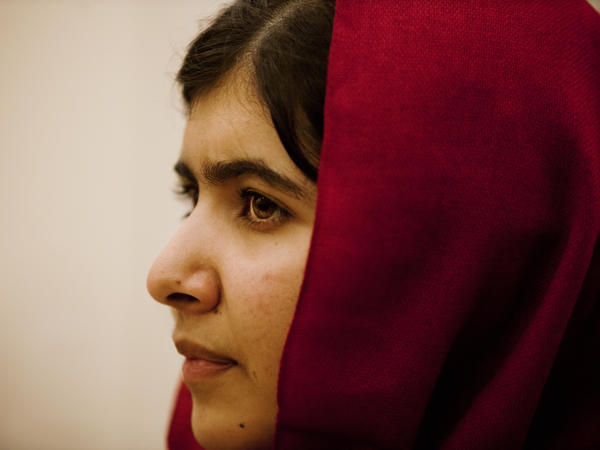 Malala Yousafzai speaks to NPR's Michel Martin while on tour for her new book, <em>I Am Malala.</em>