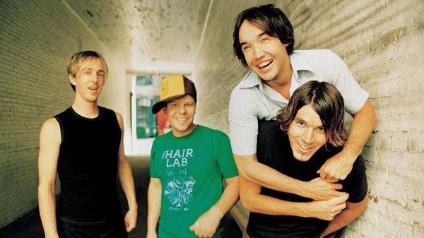 Hoobastank has sold more than 10 million albums. Does it <em>really</em> matter what you call your band?