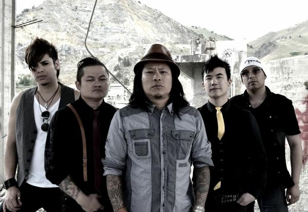 The Slants' band members are all of Asian descent.