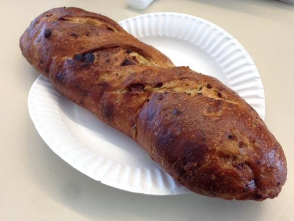 Lard bread gives a bad name a good name.
