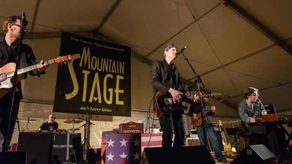 BoDeans recently performed live on <em>Mountain Stage</em>.