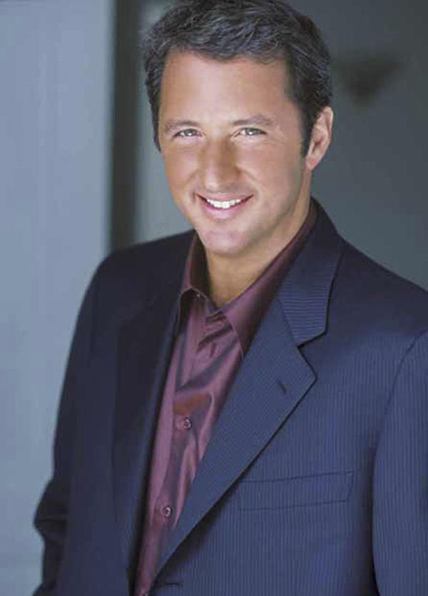 Author and infomercial pitchman Kevin Trudeau.