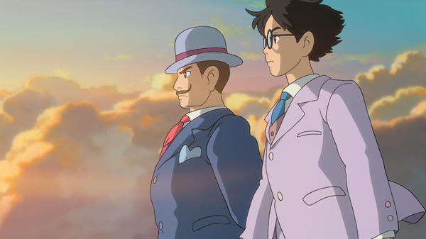 The latest film from celebrated Japanese animator Hayao Miyazaki, <em>The Wind Rises</em>, centers on the engineer who designed the plane used in the kamikaze attacks during World War II.