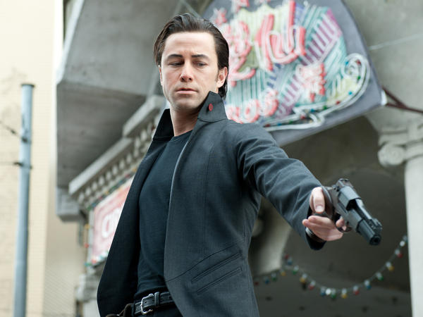 Last year's science-fiction thriller <em>Looper</em>, starring Joseph Gordon-Levitt, tried to go all in with an official Chinese co-production, sending its time-traveling hitman to China.<em></em>