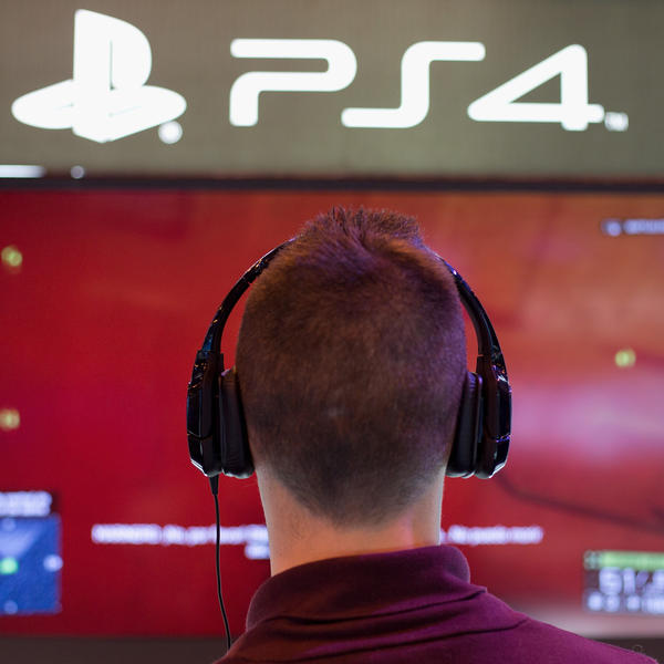 The Sony PlayStation 4 sells for $399.