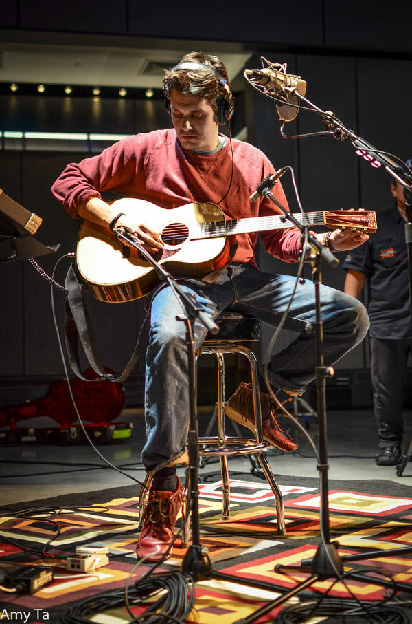 """""""You may have to go someplace like Montana to 'get' this record."""" John Mayer tells NPR's Ari Shapiro about his new album, <em>Paradise Valley.</em>"""