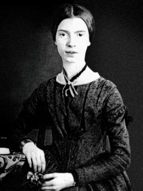 This daguerreotype of Emily Dickinson, in her late teens, is the only authenticated portrait of the poet past childhood.