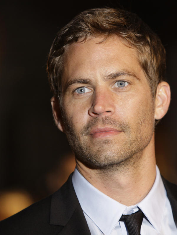 Actor Paul Walker in March.