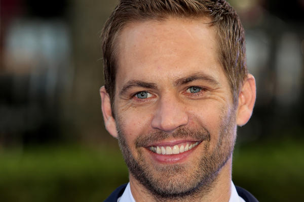 Actor Paul Walker attends the World Premiere of 'Fast & Furious 6' in London, England.