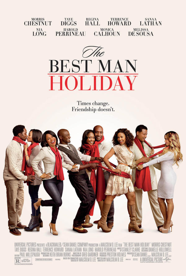 <em>The Best Man Holiday </em>is Malcolm Lee's sequel to his film <em>Best Man. </em>