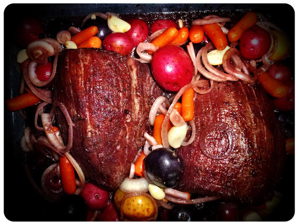 Balin's spiced beef
