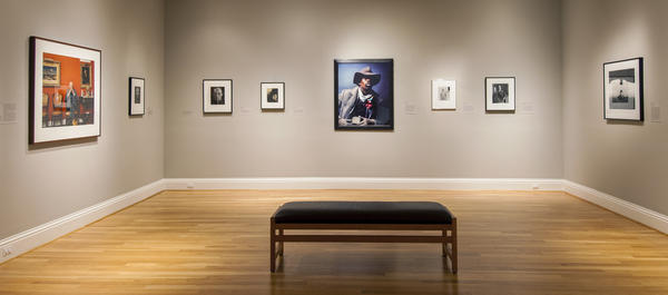 """""""Shaping a Modern Identity"""" at the Phillips Collection, in Washington, D.C., explores the intimacy and tension of portrait photography."""