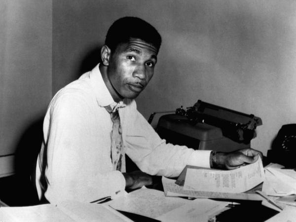 Medgar Evers was the first NAACP field secretary in Mississippi. The civil rights leader was killed in 1963.