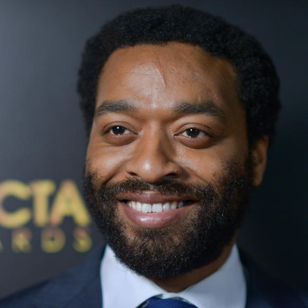 Chiwetel Ejiofor has been nominated for a Golden Globe for his role in <em>12 Years a Slave</em>.