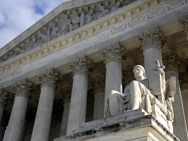 One of the questions before the U.S. Supreme Court on Tuesday is whether non-union members must pay for negotiating a contract they benefit from.