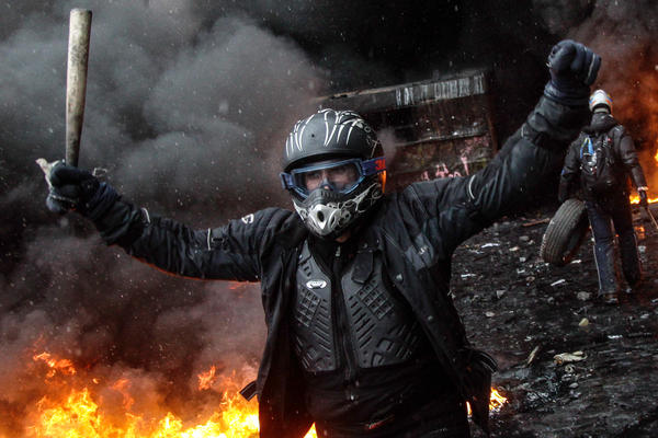 Clashes escalated Wednesday after two protesters were reportedly shot and killed by police.