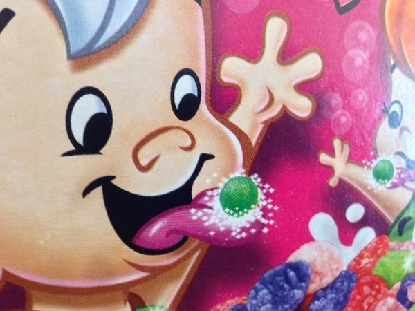 Pebbles and Bamm-Bamm get weird.