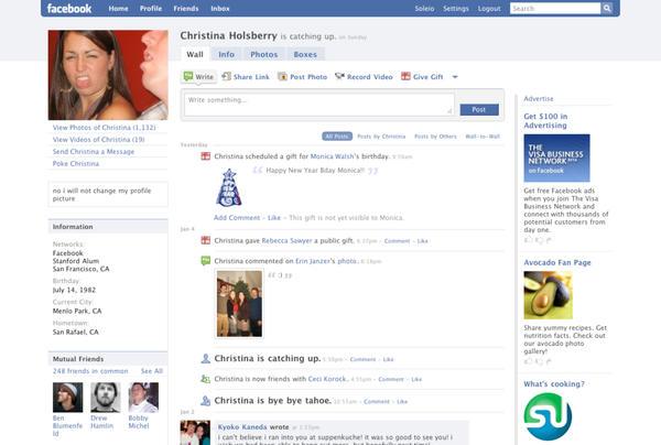 2008 profile redesign
