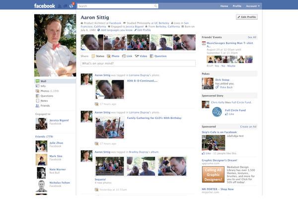 2010 profile redesign