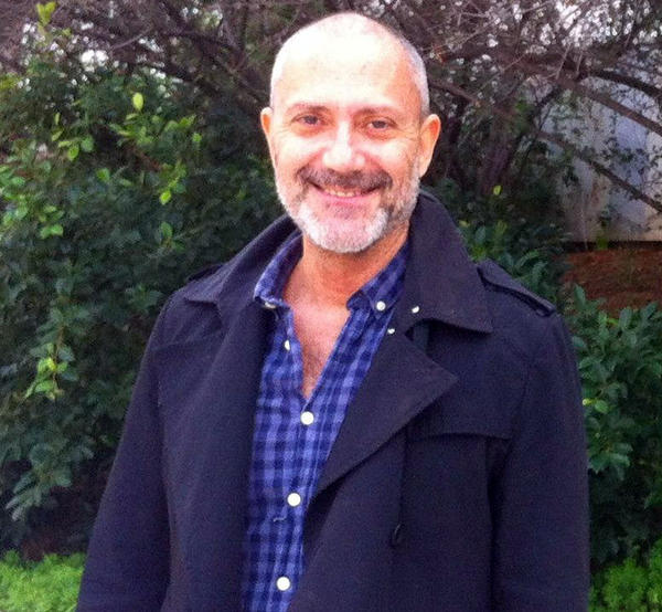 Gregory Vallianatos, a gay activist and former TV host, is running for Athens mayor in May elections.