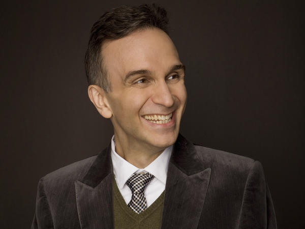 Star violinist Gil Shaham, whose newest recording project surveys the wildly different violin concertos of the 1930s.