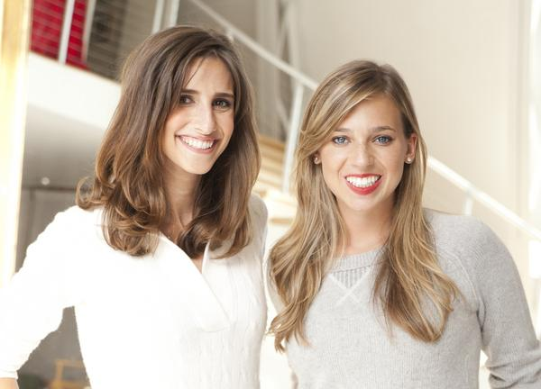 Carly Zakin and Danielle Weisberg are the co-founders of theSkimm. (theSkimm)