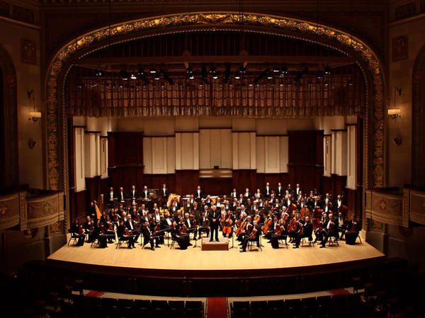 Like many regional orchestras, the Detroit Symphony Orchestra has struggled financially. But after a lot of work, it's set itself on solid footing and become a bright spot in a struggling city.