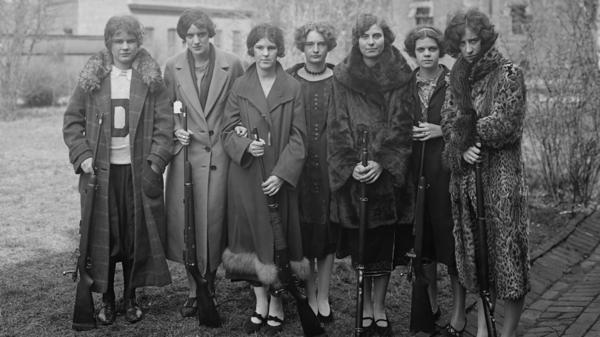 <em>Teenage </em>is composed almost entirely of archival footage, including images of American and British flappers of the 1920s.