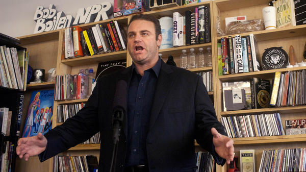 Joseph Calleja performed a Tiny Desk Concert November 26.