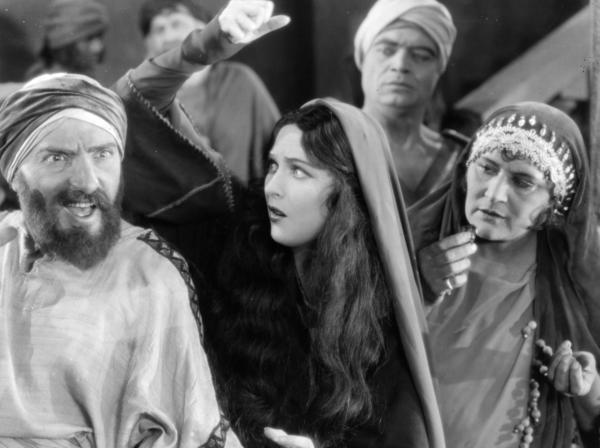 The 1927 biblical epic <em>King of Kings</em> tells the story of the life of Jesus as seen through the eyes of Mary Magdalene.