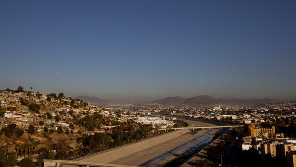 Tijuana is a center for entertainment and manufacturing; it's also home to foreign-owned assembly plants that tend to serve the U.S. market.