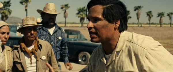 <em>Cesar Chavez </em>pulled in $3 million at the box office last weekend and did noticeably better in areas where the farmworkers advocate was most active.