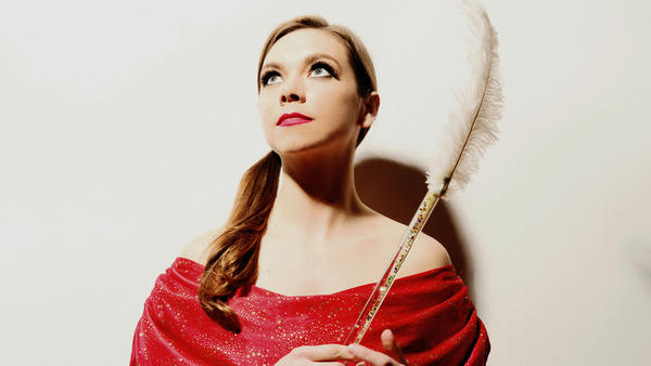 <em>Arc Iris</em> is the self-titled solo debut of Jocie Adams, a former member of The Low Anthem.