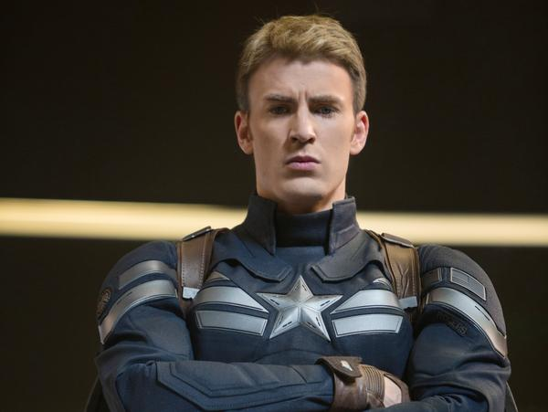 Chris Evans is Captain America. But who's Captain America?